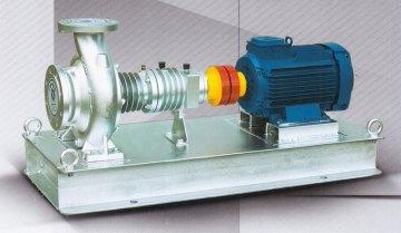 الکترو-پمپ-های-شناور - پمپ های روغن داغ فرآیندهای صنعتی